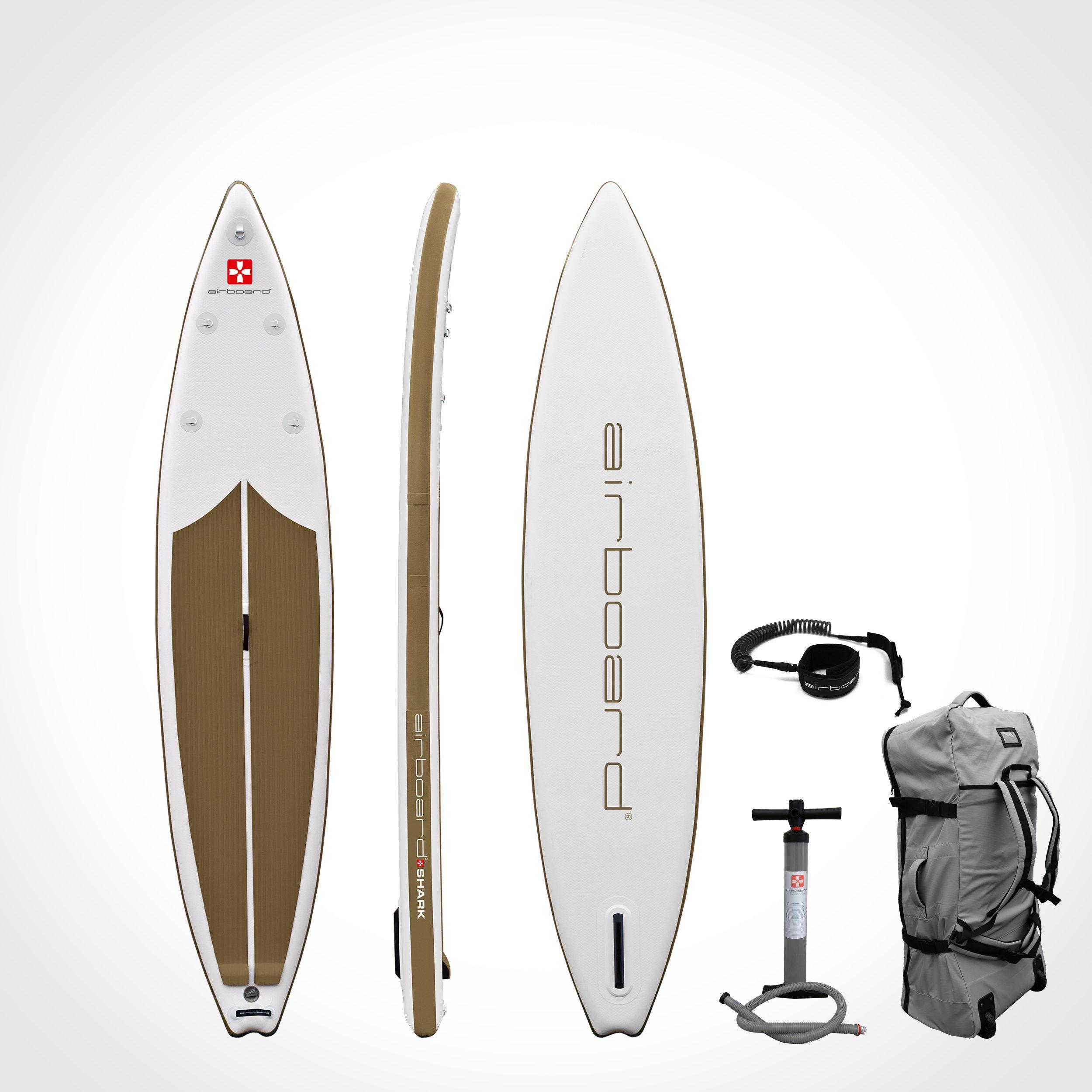Airboard SHARK Light 12'6''