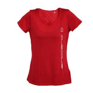 Airboard DryShirt Women Red