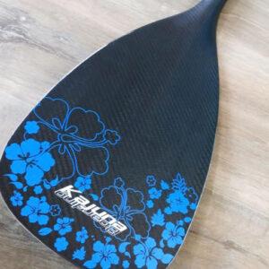 Kajuna PowerFlower Lady Carbon SUP Paddel 3-teilig 2021
