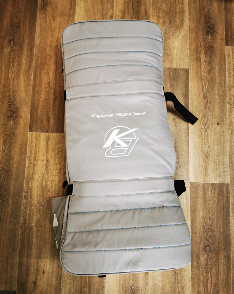 Kajuna SUPCase2 Rucksack & Rollbag fuer iSUP Boards