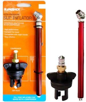Slingshot SUP Inflator Autoventil-Adapter